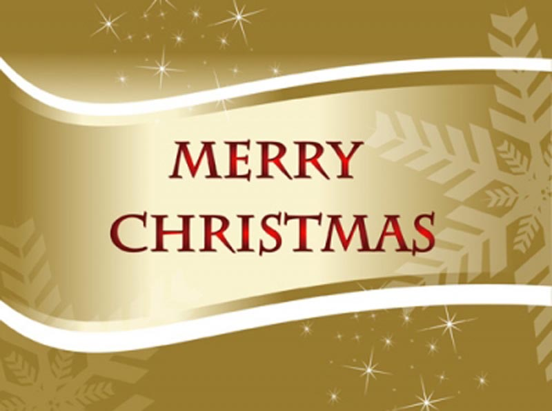Merry Christmass & Season Greetings
