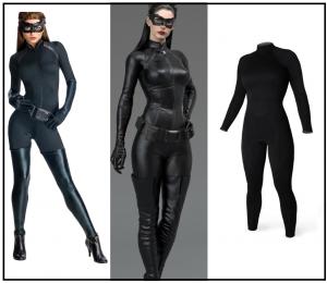cat woman wetsuit