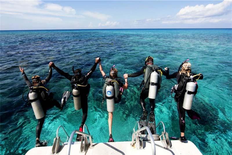 Scuba Diving Should Be Fun